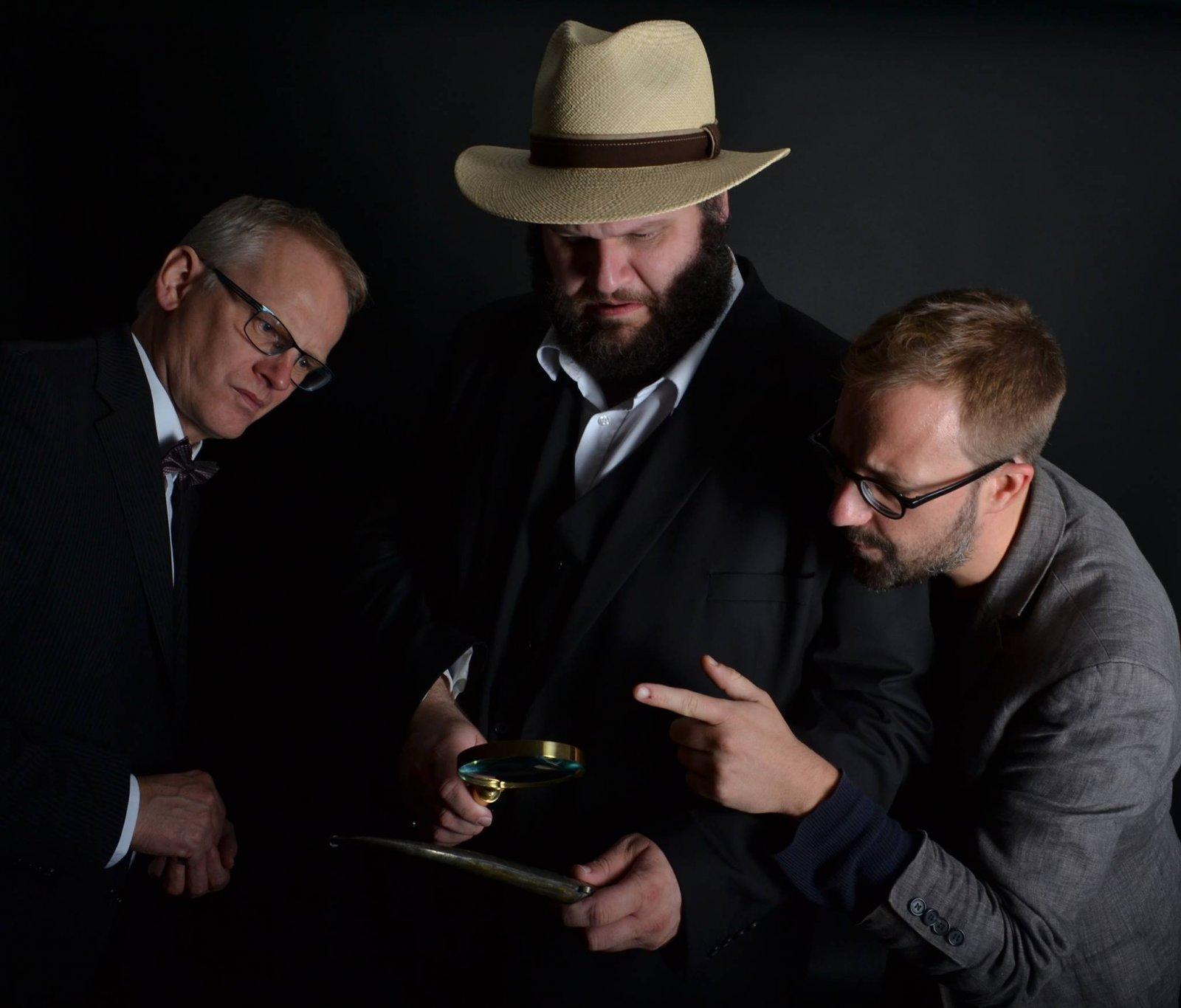 Die 3 Herren Live-Hörspiel
