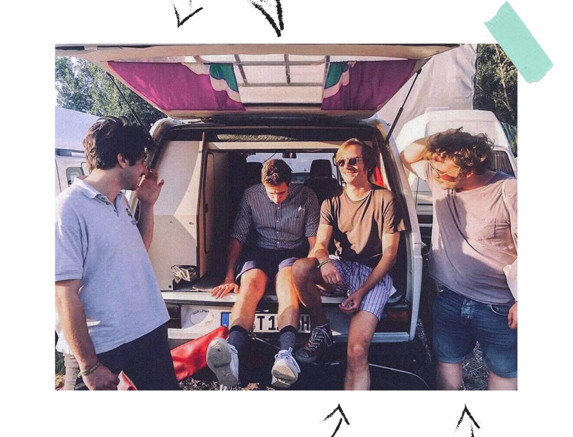 Dux Louie + Jack Dalton & the Cactus Boys