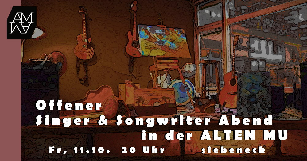 Offener Singer & Songwriter Abend