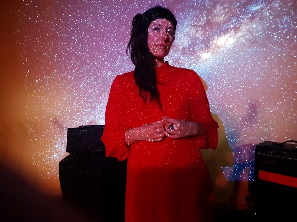 Konzert: SHE OWL (Dream pop, atmospheric dark indie duo)