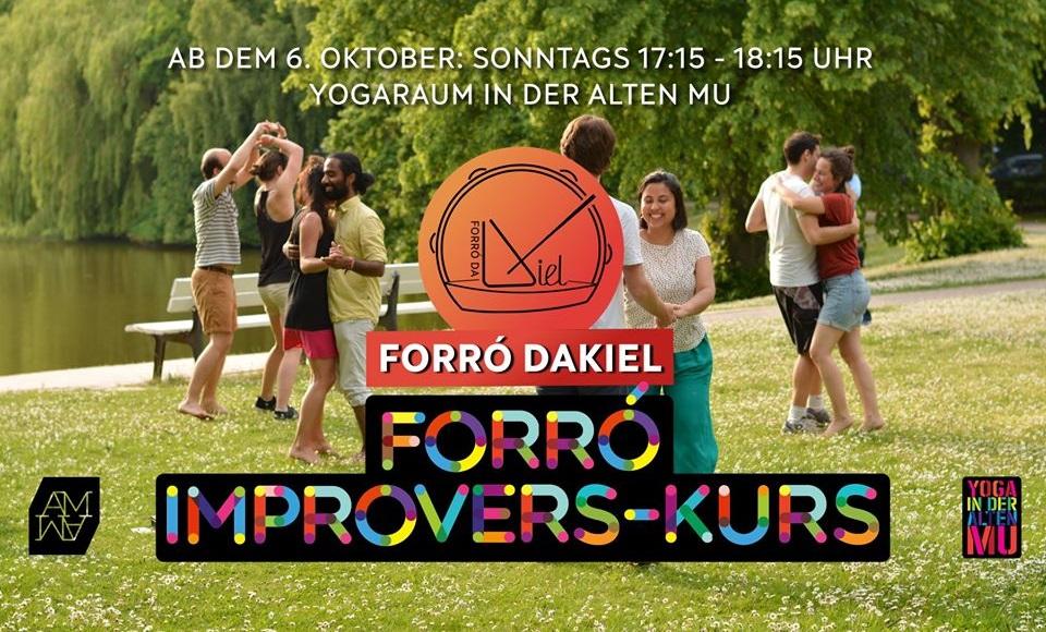 Forró-Improvers-Kurs mit Forró Dakiel