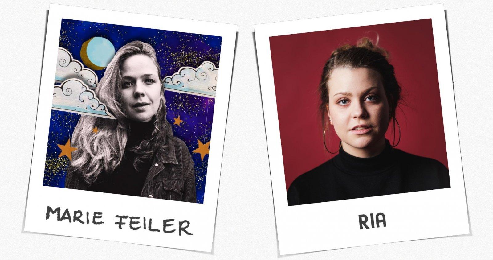 Marie Feiler & RIA