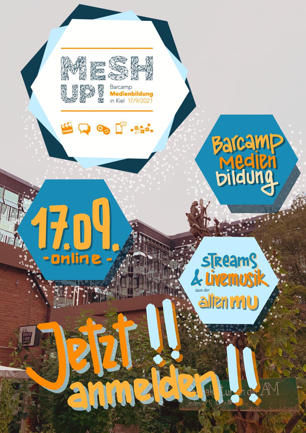 MeshUP SH Barcamp